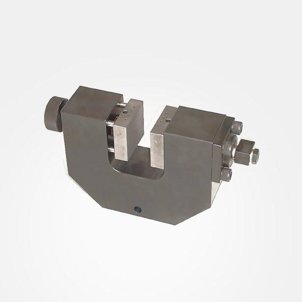 TH135morse a chiusura idraulica con ganasce di serraggio intercambiabili
